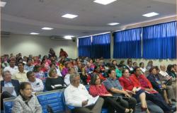 Psicólogos de Educación Especial participan  en reunión para estrategias de atención