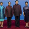 Llega Peña Nieto a Beijing, China