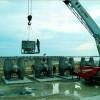 Avanzan con intensa actividad obras en Puerto Matamoros
