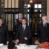 Recibe Peña Nieto a 12 nuevos embajadores