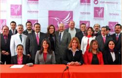 Presenta Partido Humanista a candidatos a diputados