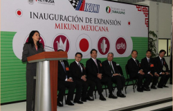 Se expande Mikuni en Reynosa