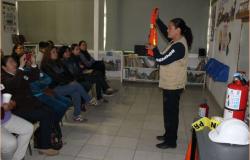 Secretaría de Educación elabora programa interno de Protección Civil