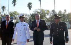 Conmemoran 102 aniversario del Ejército Mexicano