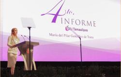 DIF Tamaulipas es hoy una institución fortalecida, que promueve el desarrollo integral de las familias: María del Pilar