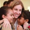 María del Pilar impulsa políticas asistenciales dirigidas a las familias del estado