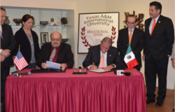 Se une la Universidad de Texas A&M a Agenda Energética de Tamaulipas