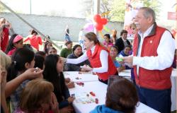 Miles de Familias celebran su día en Tamaulipas