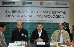 Mantienen vigilancia epidemiológica de enfermedades emergentes