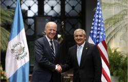 Vicepresidente Biden se reúne con mandatarios centroamericanos