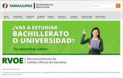 Padres de familia podrán identificar escuelas con Reconocimiento de Validez Oficial de Estudios