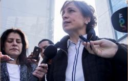 """Aristegui se dice dispuesta """"a dar batalla por la libertad de expresión"""""""