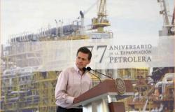Reforma energética, el cambio más importante en 50 años: Peña