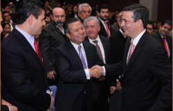 Reconoce líder nacional del PRI trabajo de Ramiro Ramos al frente de la CONALPRI