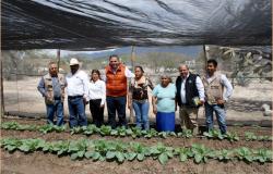 Entregan premio de Seguridad Alimentaria y Nutricional, a comunidades del Altiplano tamaulipeco