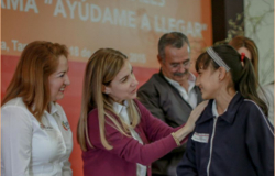 Impulsa María del Pilar integración social y educativa de las familias tamaulipecas