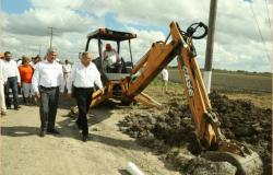 En tiempo y forma obras en municipios de Tamaulipas