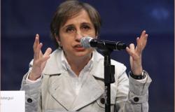 Proponen abrir espacio a Carmen Aristegui en Canal del Congreso