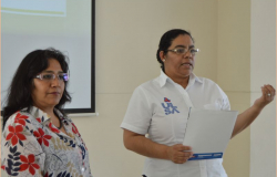Imparte Instituto de la Mujer taller de Lenguaje no Sexista