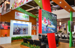 Promueve Tamaulipas fortalezas en Tianguis Turístico 2015