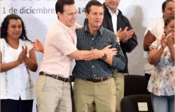 Juventud construirá futuro de México: Peña Nieto