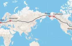 ¿Una carretera de Europa a EU? Rusia propone superautopista