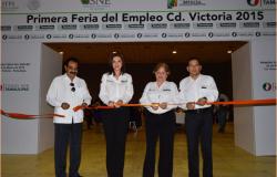 Concluye primera etapa de Feria del Empleo 2015