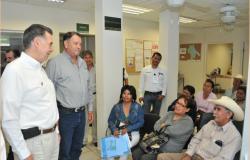 Refrendan apoyo de Egidio Torre Cantú a la salud de los hidalguenses