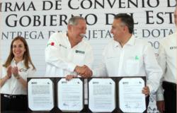 Estado y Liconsa acuerdan ampliar beneficios a más familias tamaulipecas