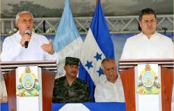 Guatemala y Honduras crean fuerza de tarea en sus fronteras