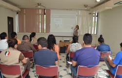 Secretaria del Trabajo imparte curso a trabajadores y patrones