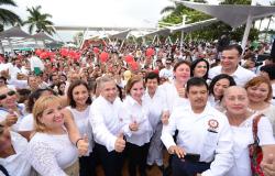 Paloma Guillén a favor del debate y la campaña de altura.