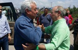 Asiste Marco Bernal al arranque de campaña de Jesús de la Garza en Matamoros