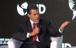 Expone EPN en Panamá alcance de reformas