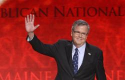 Jeb Bush decidirá postulación republicana 'dentro de poco'
