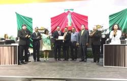 Sesionó Congreso en San Fernando