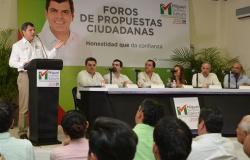 Acuerdan en Foro fomentar empleo e impulsar desarrollo