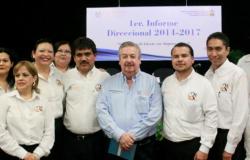 Constató Rector logros académicos y de vinculación de Trabajo Social UAT
