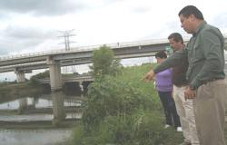 Se garantiza calidad del agua en Rio Bravo: Vázquez Lozada –