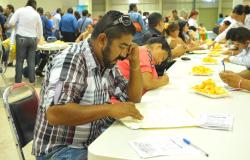 Baja tasa de desempleo en México durante marzo