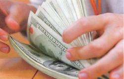 Cae dólar, se vende hasta en $15.54 pesos en bancos