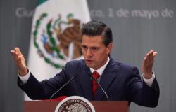 Peña Nieto firma convenio 138 de la OIT