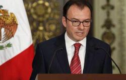 Estado de derecho en México protege inversiones: Videgaray