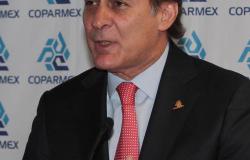 Necesitamos más emprendedores con visión global: Coparmex