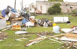 Tornados golpean a Texas; hay alerta en 3 estados más