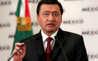 México cuenta con estrategia para proteger a migrantes, destaca Osorio Chong