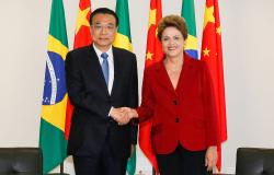 China y Brasil firman acuerdo de inversión