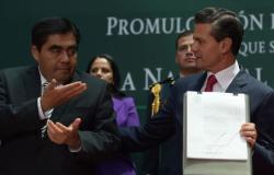 Sistema anticorrupción generará nueva cultura de legalidad: Peña