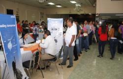 Ofrecieron 780 vacantes en Primera Feria del Empleo 2015
