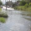 'Filtra' aguael río en la zona centro
